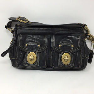 Coach 10328 65th Anniversary Legacy Leather Purse